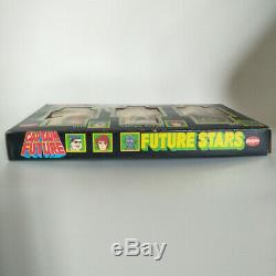 VINTAGE 1980s POPY Captain Future stars set MIB CLOVER BULLMARK TAKATOKU RARE