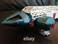 VINTAGE Dinky Toys 359 Eagle Transporter'Space 1999' 1970 TV FULLY RESTORED