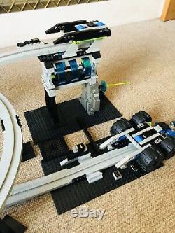 VINTAGE LEGO SPACE UNITRON MONORAIL TRANSPORT BASE 6991 (BOXED WithINSTRUCTIONS)