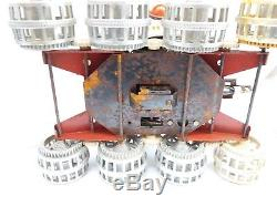 VINTAGE OLD VERY RARE SOVIET USSR SPACE TOY MOONROVER 1960's REMOTE CONTROL