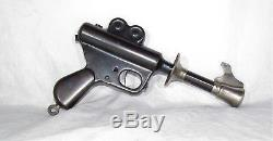 VINTAGE WORKING 1920's DAISY BUCK RODGERS 25th CENTURY SPACE POPGUN/ EXCELLENT