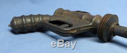 Vintage 1930's Daisy Buck Rogers Atomic Pistol Space Pop Steel Ray Gun Works