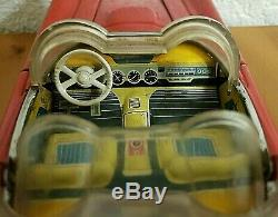 Vintage 1950's Alps Lincoln Futura Friction Toy Concept Space Car Japan