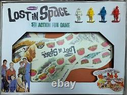 Vintage 1966 REMCO LOST IN SPACE 3D ACTION FUN GAME MIB Complete withINSTRUCTIONS