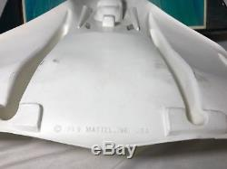 Vintage 1969 Mattel Major Matt Mason XRG-1 Reentry Glider RARE! Made In USA