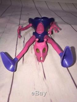 Vintage 1969 Mattel Matt Mason Alien Scorpio 8 Action Figure Rare