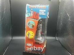 Vintage 1969 Zintar Of The Mighty Zeroids Space Toy Robot NOS with Box