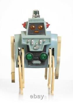 Vintage 1970s Mr Monster Space Robot Hong Kong