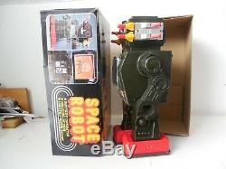 Vintage 1977 Space Robot By HC in original box