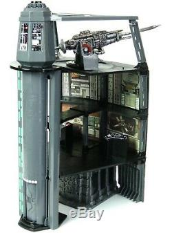 Vintage 1978 Kenner Star Wars Custom Painted Death Star Space Station Playset