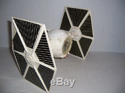 Vintage 1978 Kenner Star Wars Tie Fighter Toy Space Ship