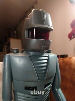 Vintage 1979 Parker Brothers Action Figure, Marvel ROM Space Knight