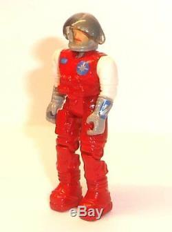 Vintage 1980's Starcom Toys HAWK Starbase Command CUSTOM