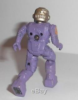 Vintage 1980's Starcom Toys SGT MAJ. IVOK Robot Drones CUSTOM