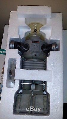 Vintage 1985 Lost in Space Toy Robot 16 Tall ROBOT YM-3 Masudaya COMPLETE