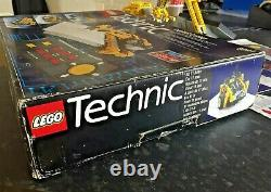 Vintage 1990 Lego Technic 8094 Excellent Example 100% Complete Box Instructions