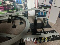 Vintage 1994 Lego Space Unitron Monorail Transport Base 6990 100% complete + box