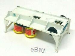 Vintage 70s Meccano Dinky Toys Space 1999 EAGLE Freighter Diecast Vehicle Rare