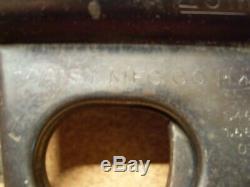 Vintage Antique Tin Metal Buck Rogers 25th Century Daisy Pop Space Ray Gun Toy