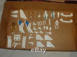 Vintage Boxed 1977 Mego Corp Micronauts Battle Cruiser Figure Playset 71054