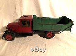 Vintage Buddy L Robotoy Toy Truck Robot Space Toy 1930's