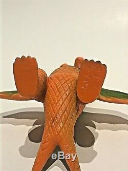 Vintage Bullmark mid size GIDORAH. Sofubi kaiju marusan marmit m1go godzilla