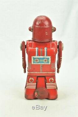 Vintage Cragstan Astronaut Robot by Yonezawa Space Race