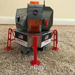 Vintage DSK-Daishin Kogyo Apollo 11 Eagle Lunar Landing Module Tin Toy