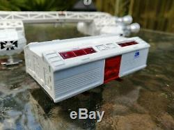 Vintage Dinky Toys 359 Eagle Transpoter Space 1999 Fully Restored With Decals
