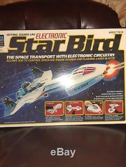 Vintage Electronic Star Bird Milton Bradley 1978