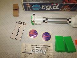 Vintage Ideal Star Team R. G. D. Remote Gripper Device Nib Rare Complete Space