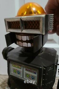 Vintage Japan Robot Hysterical Harry LAUGHING ROBOT BO Space Toy