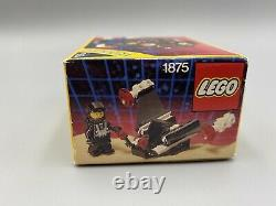 Vintage LEGO 1875 METEOR MONITOR Blacktron SEALED IN BOX From Value Set 1675
