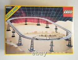 Vintage LEGO 6921 Monorail Accessory Track Set, NEW, RARE