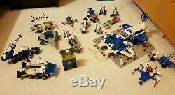 Vintage LEGO Classic Space job lot 12 sets 6980, 6929, 6927, 6881, plus more