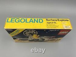 Vintage LEGO Legoland 6880 Surface Explorer Classic Space Sealed Set NOS Rare