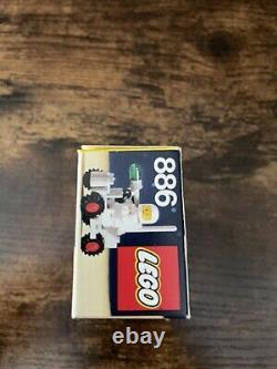 Vintage LEGO/Legoland Number 886 (Sealed Box-Never opened) SPACE BUGGY MISB