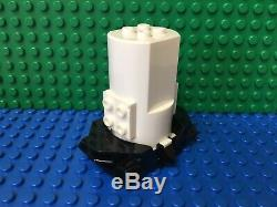 Vintage LEGO Monorail White Motor 9V with Short Couplings 5040, 6990 Space