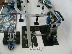 Vintage LEGO Unitron Space Monorail Transport Base with Instructions #6991 EX