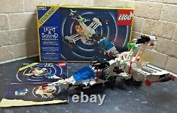 Vintage Lego 6780 XTSpace Ship Light & Sound 1985 Great Example Boxed & Complete