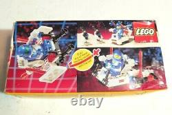 Vintage Lego 6828 Classic Space Twin-Winged Spoiler (New In Damaged Box)