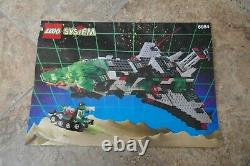 Vintage Lego 6984 Galactic Mediator 1992 Space Police / Complete