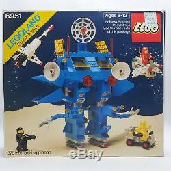 Vintage Lego LegoLand Space System 6951 Robot Command Center with Instructions