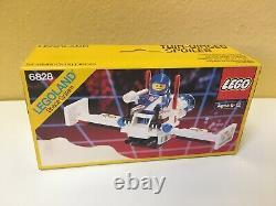 Vintage Lego Legoland Classic Space Futuron #6828 Twin-Winged Spoiler NEW SEALED