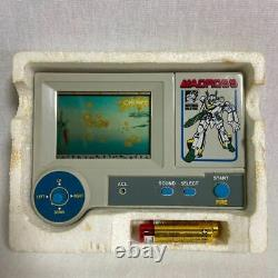 Vintage Macross LSI Space Fight Takatoku Toys Handheld Game JPN Anime GC Rare
