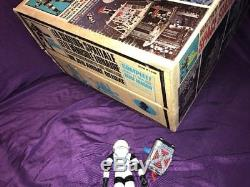 Vintage Major Matt Mason Lot Space Station & Space Crawler With Original box