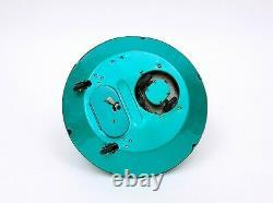 Vintage Masudaya Modern Toys Non-stop Space Patrol Tin Flying Saucer & Satellite