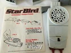 Vintage Milton Bradley MB Electronics Star Bird Space Ship 1978
