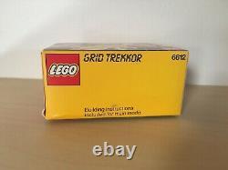 Vintage NEW SEALED BOX (1991) LEGO Space Blacktron II set 6812 Grid Trekkor