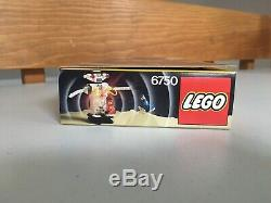 Vintage NEW SEALED MISB LEGO 6750 Classic Space Sonic Robot Light & Sound System